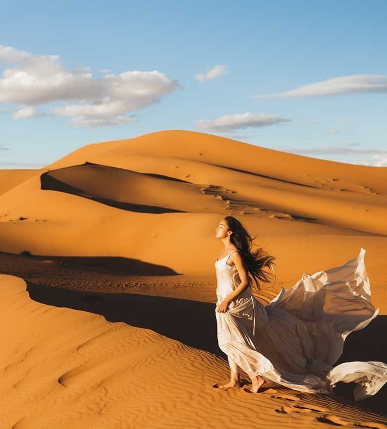 Tour de 3 días al desierto de Merzouga en el Sahara