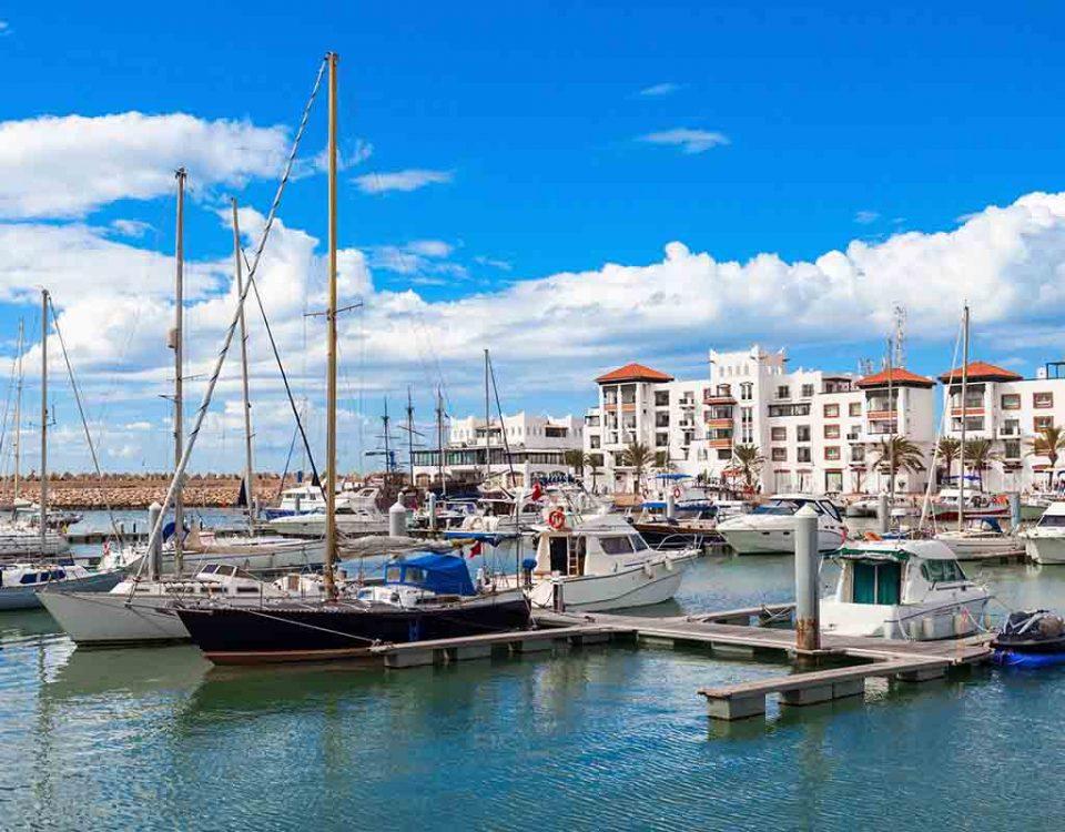 Puerto Deportivo Atlántico