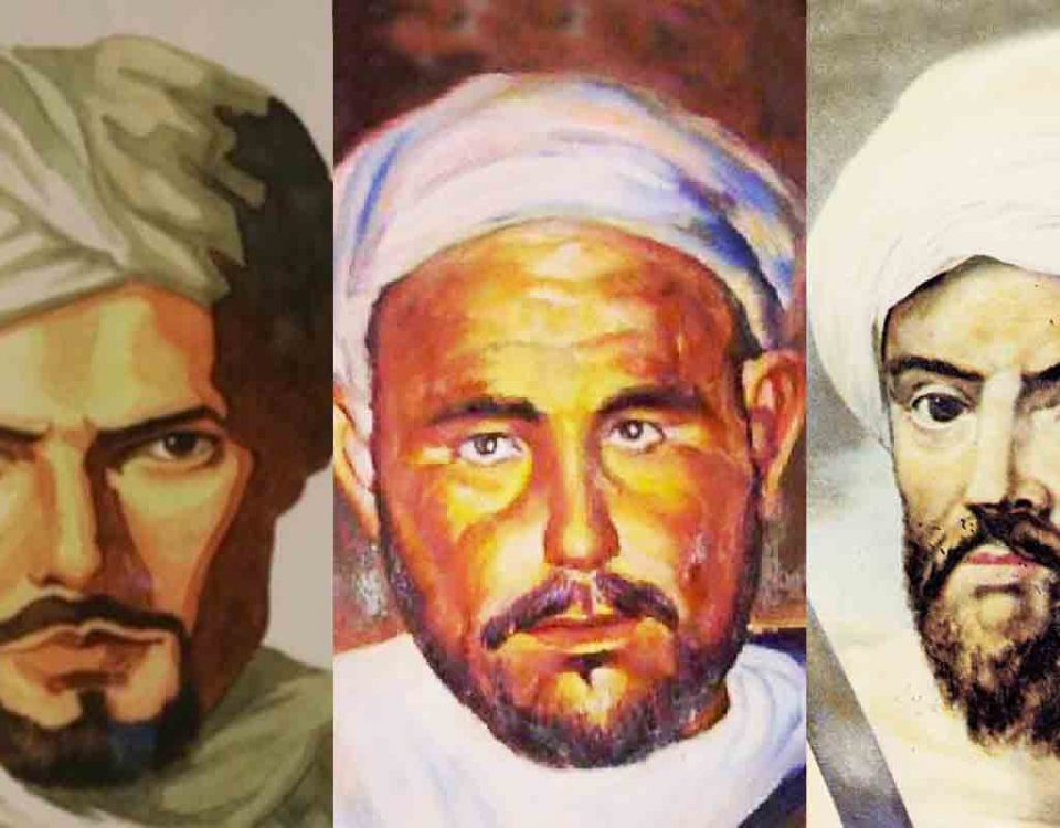 Personajes de Marruecos